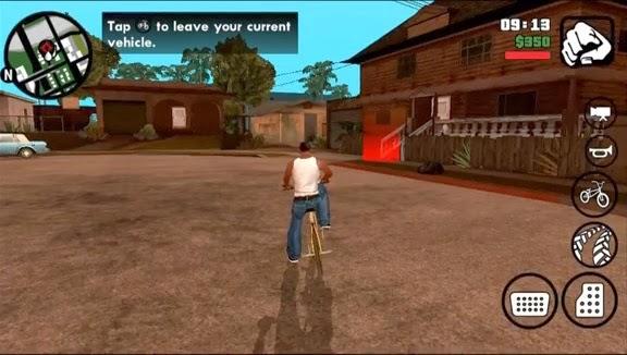 GTA San Andreas APK 4