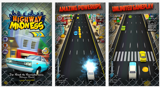 Highway Madness   Android Apps on Google Play