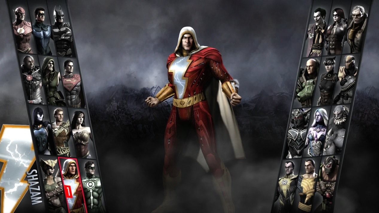 Injustice-Gods-Among-Us-Shazam