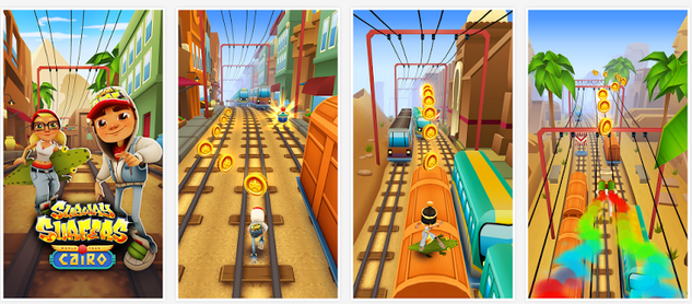Subway Surfers   Android Apps on Google Play