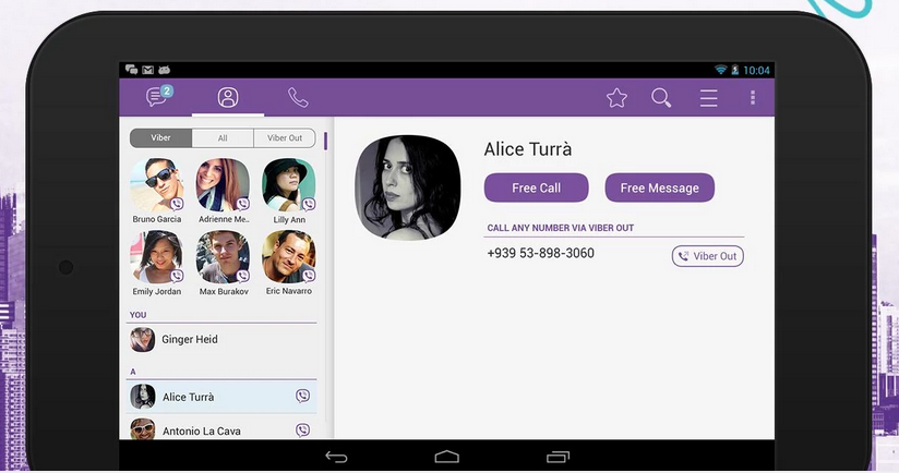 Viber 5.0.0.4090