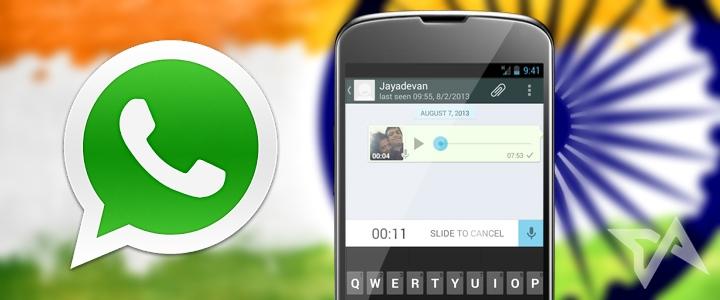 Whatsapp-PayPal