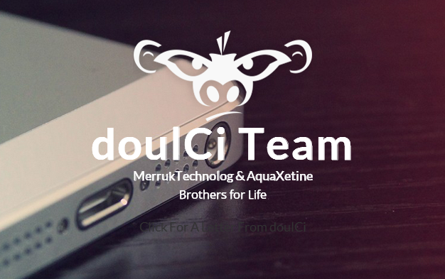 DoulCi Activator - Apple iCloud ByPass and Hack Tool 2015 screenshot