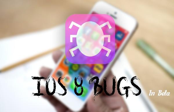 iOS-8-bugs