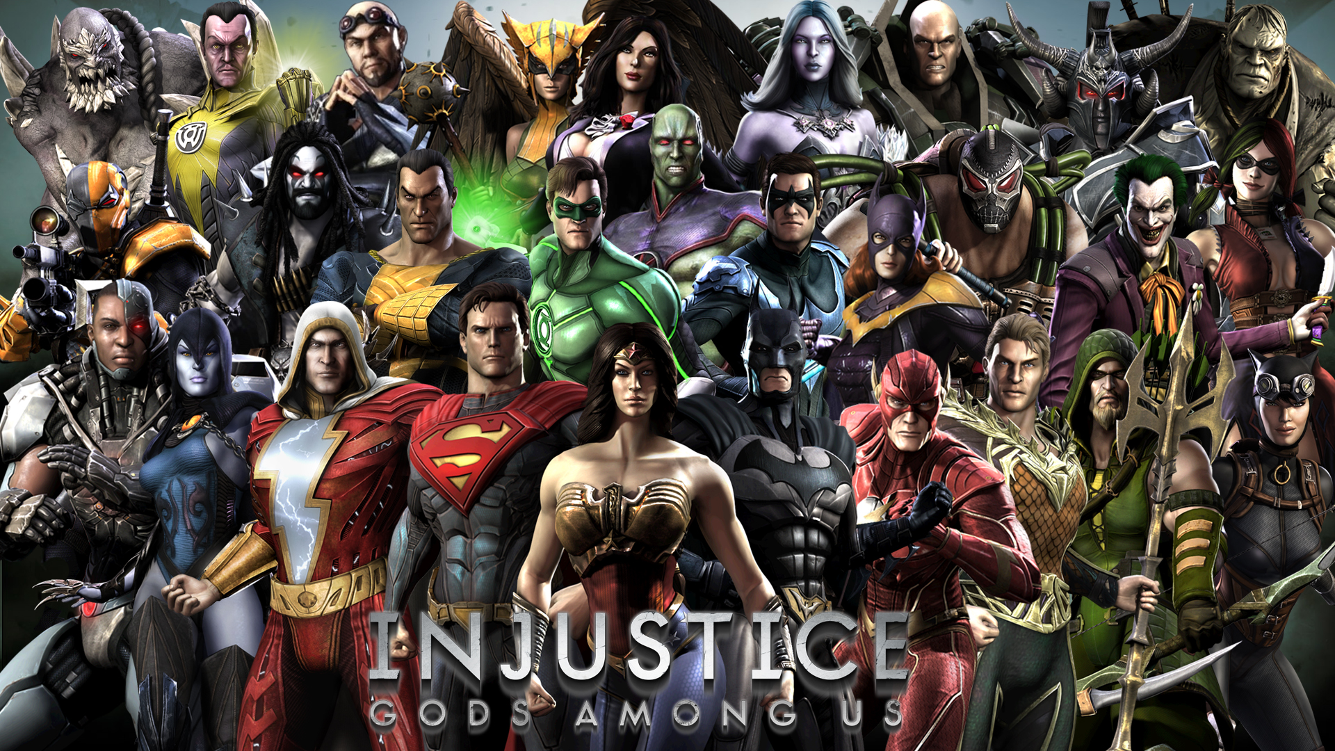 injustice gods among us apk data