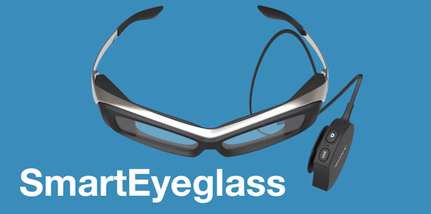 Sony SmartEyeGlass The Beginning Of Something New