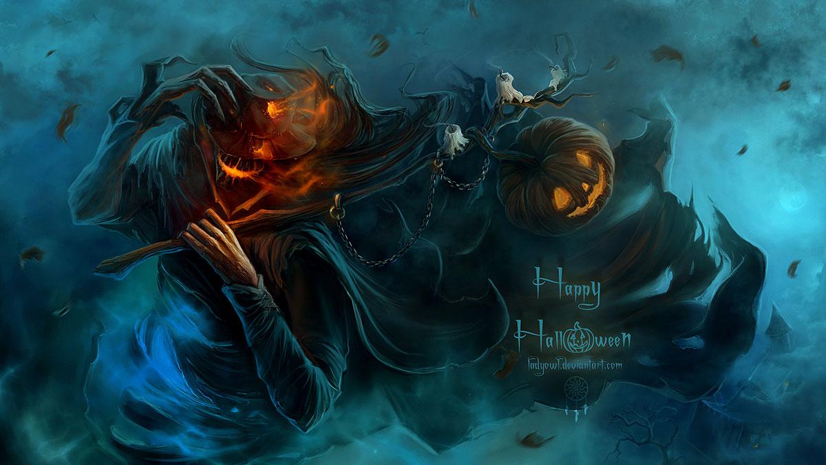 2014_Halloween_scarecrow-Wallpaper