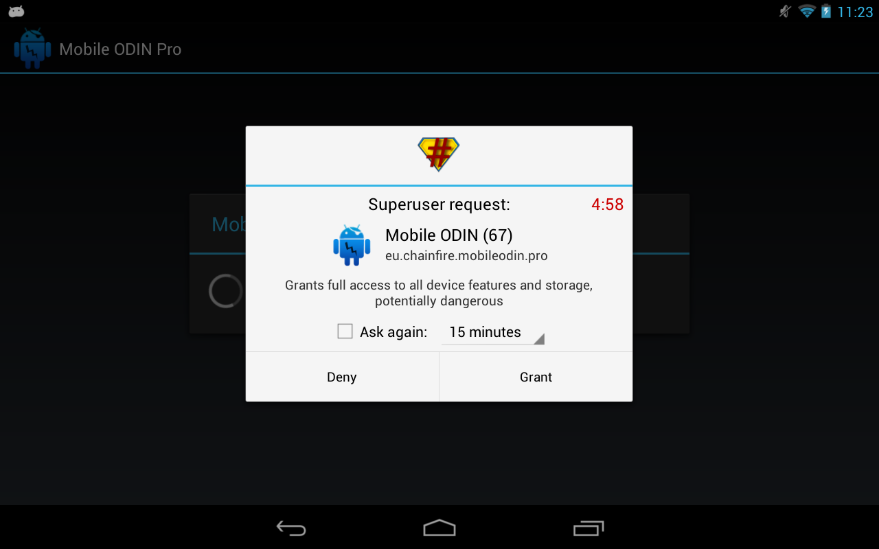 Android 5 root