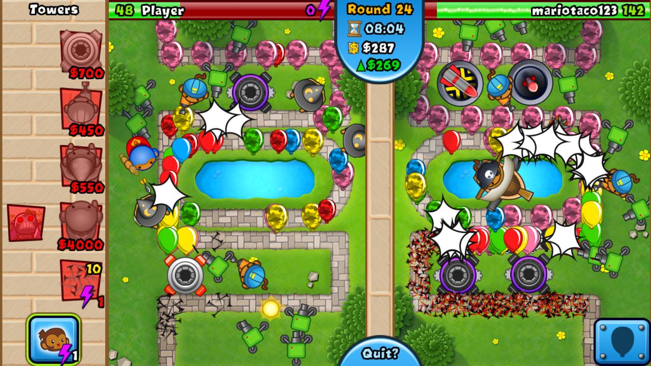 Baloons TD Battles Mod Apk