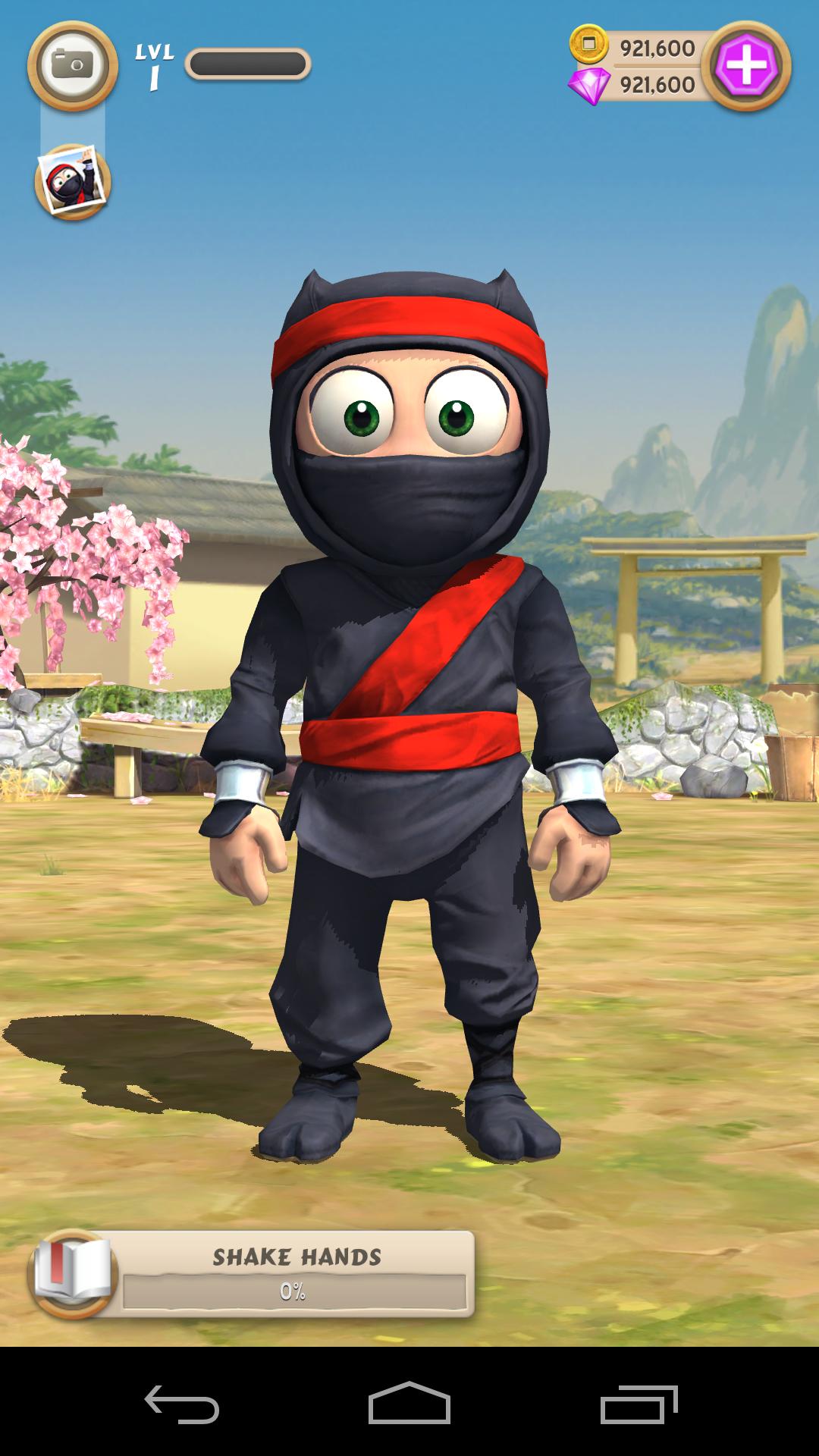 Clumsy Ninja Mod Apk – (1)