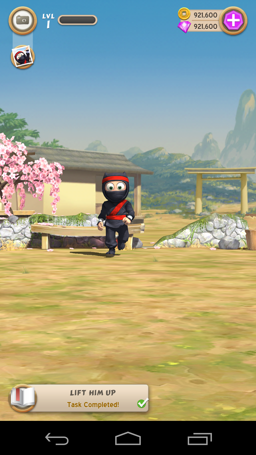 Clumsy Ninja Mod Apk – (4)
