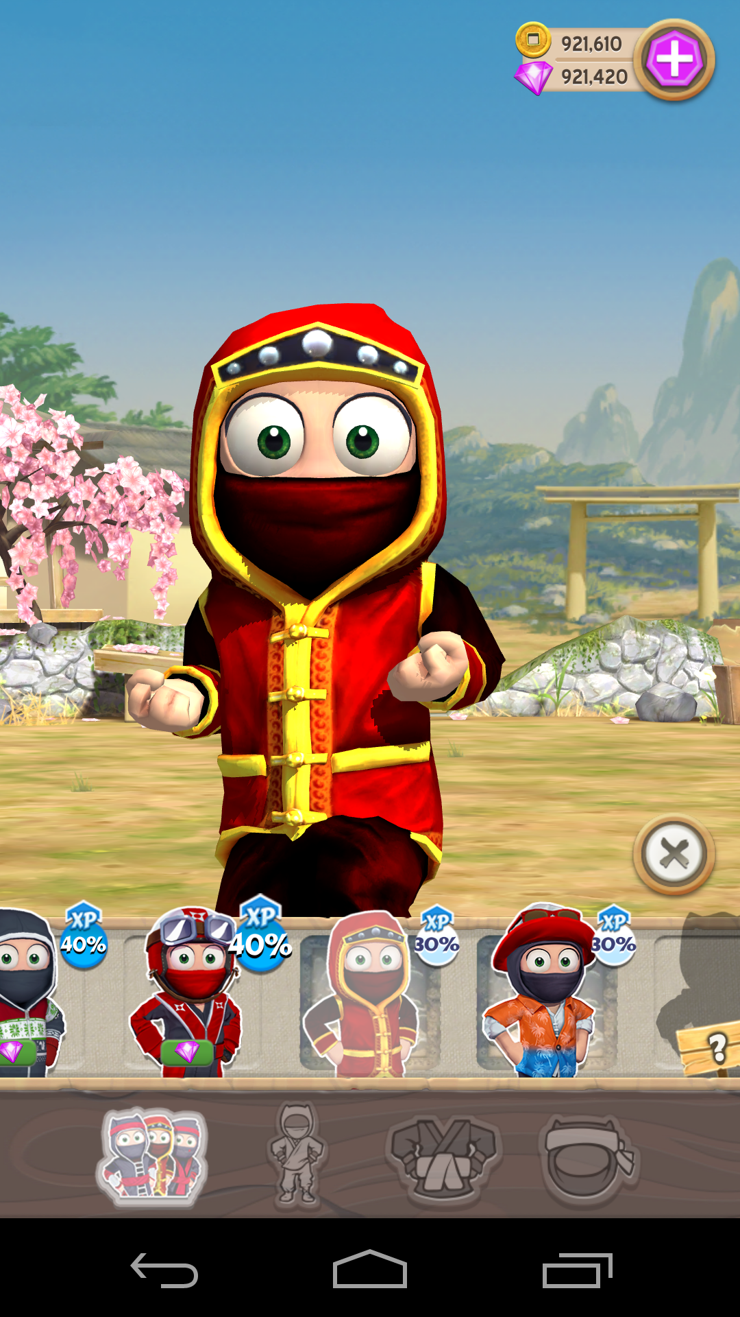 Clumsy Ninja Mod Apk – (7)