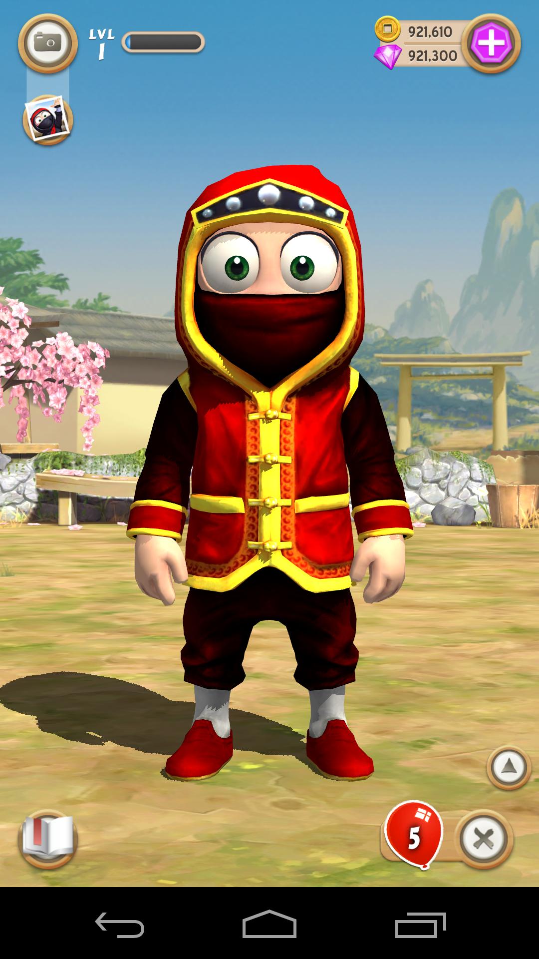 Clumsy Ninja Mod Apk – (8)