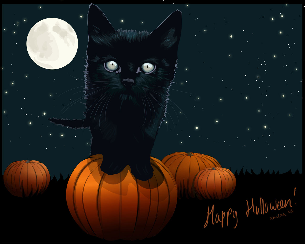 cute halloween wallpaper - photo #26