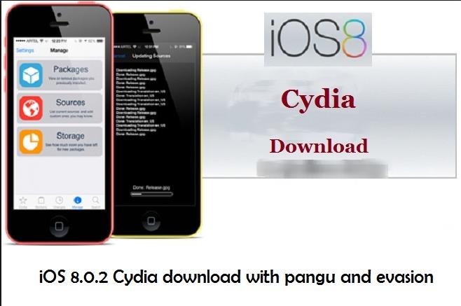 Cydia for iOS 8.1