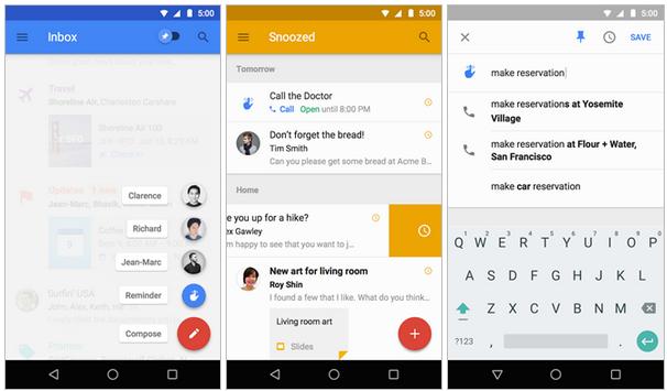 Google s  Inbox Apk