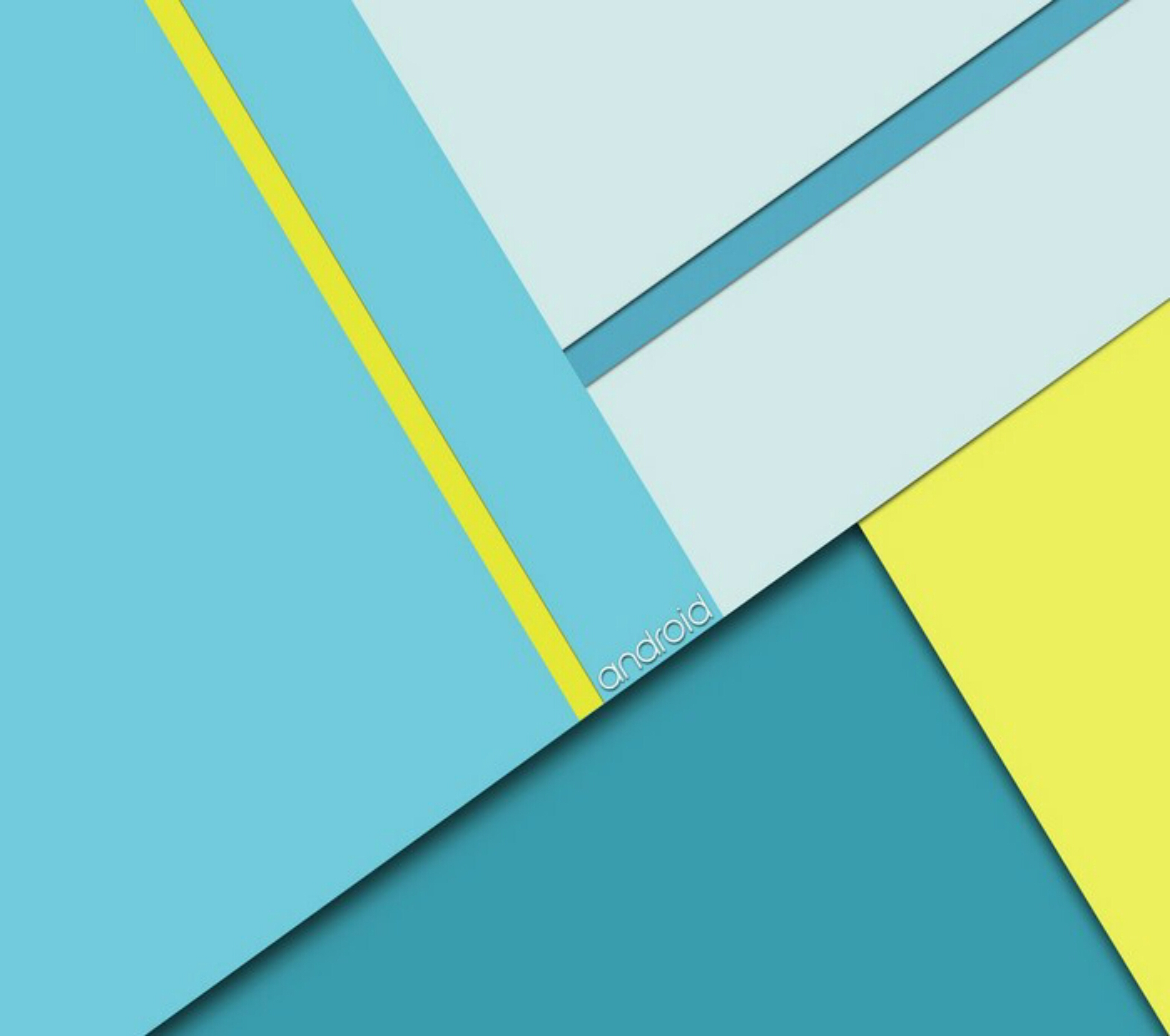 Android Lollipop Wallpaper