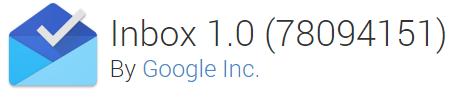 Inbox 1.0  Apk