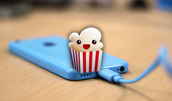Install Popcorn Time On iOS Without Jailbreak