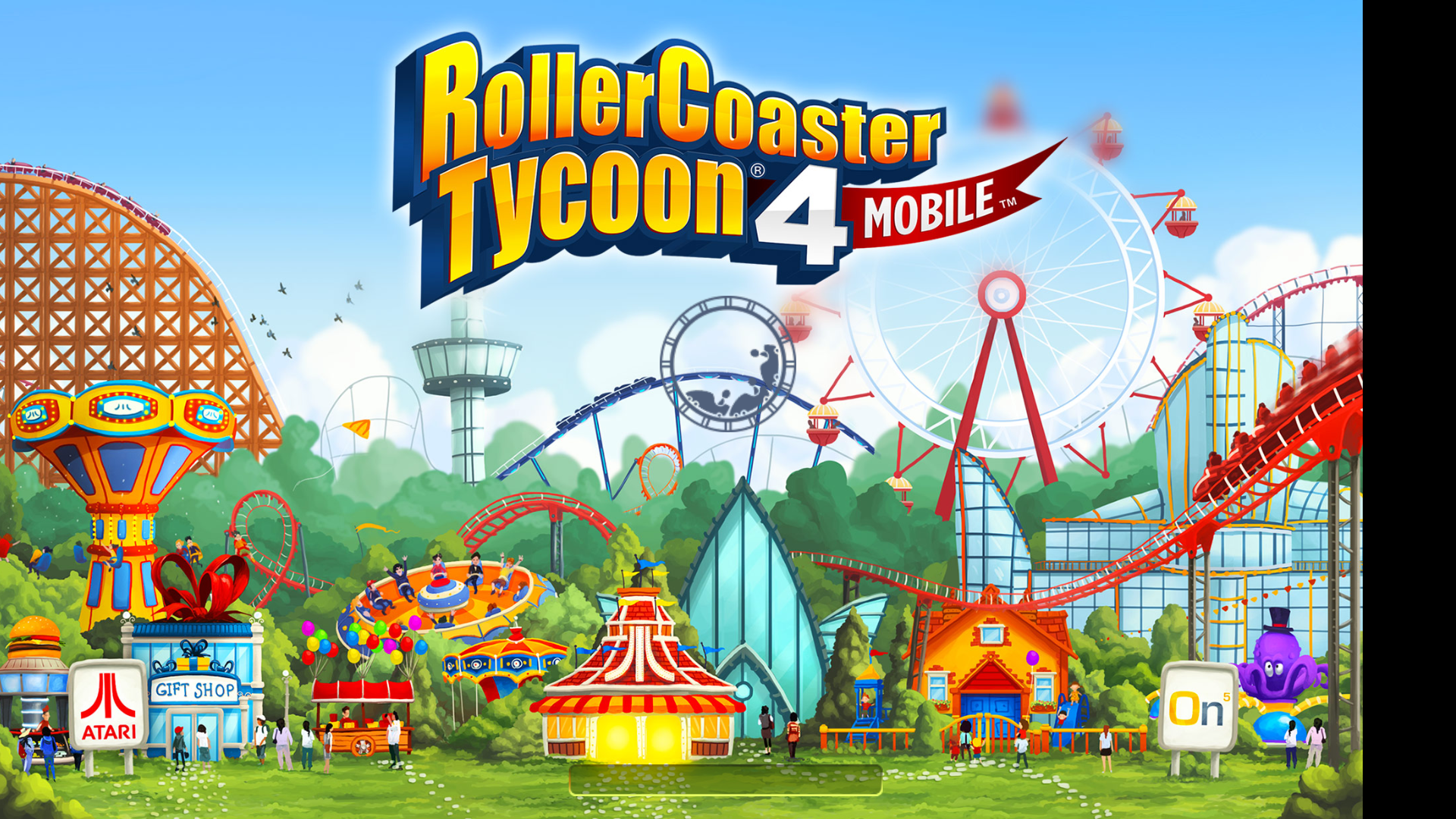 roller coaster tycoon play online