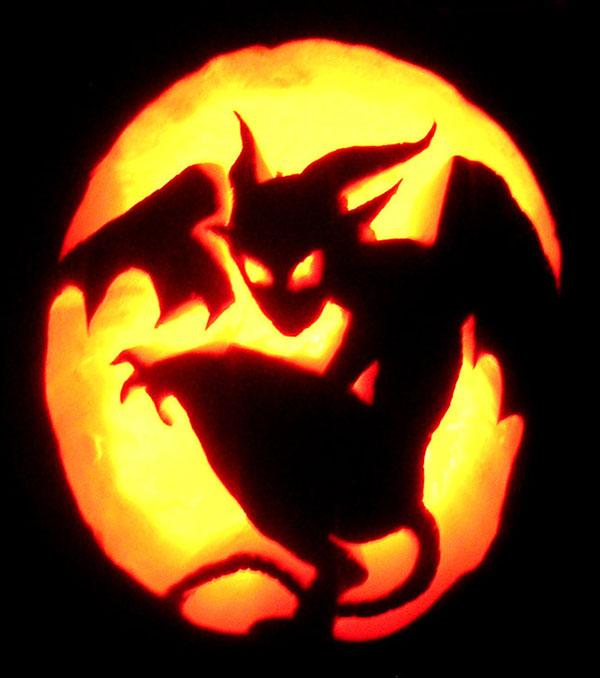 Google Android Halloween Pumpkin Hot Girls Wallpaper