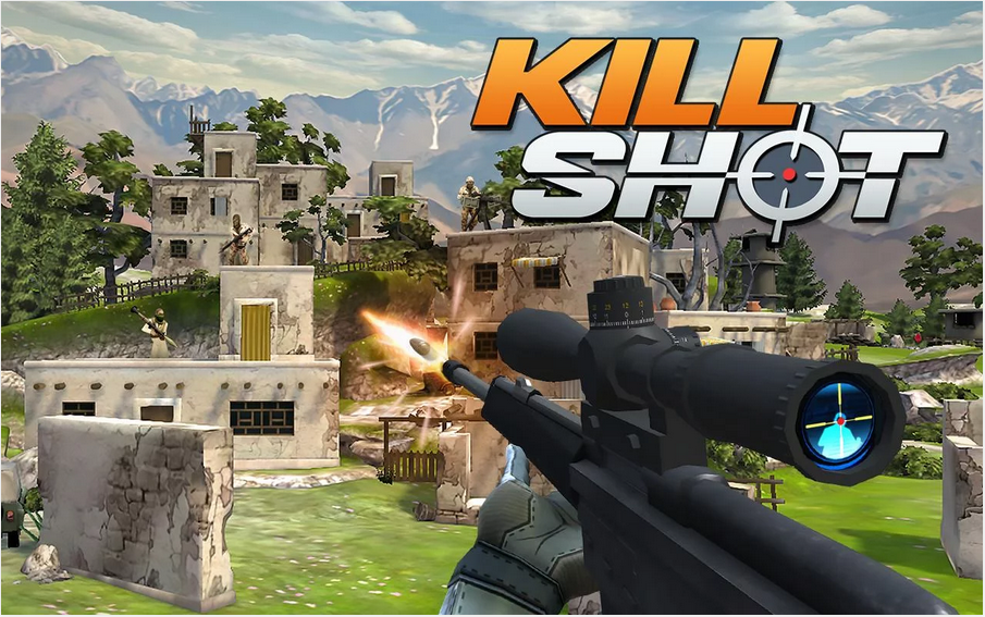 Kill Shot Modded apk