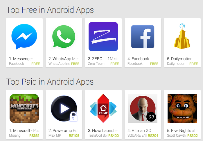 How to promote an app in Google Play Store