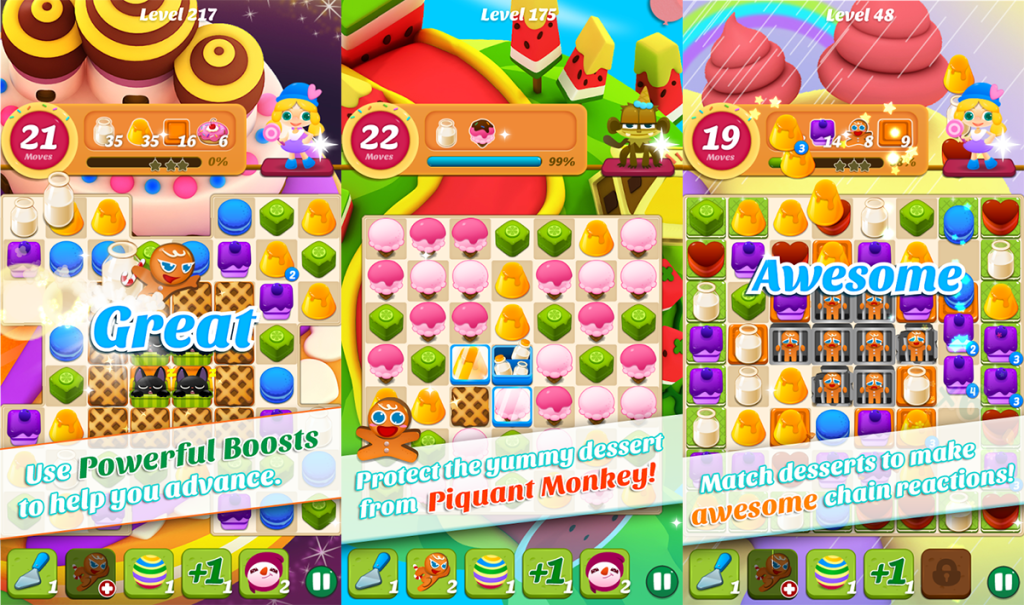 Yummy-Mania-Cheats-Tips
