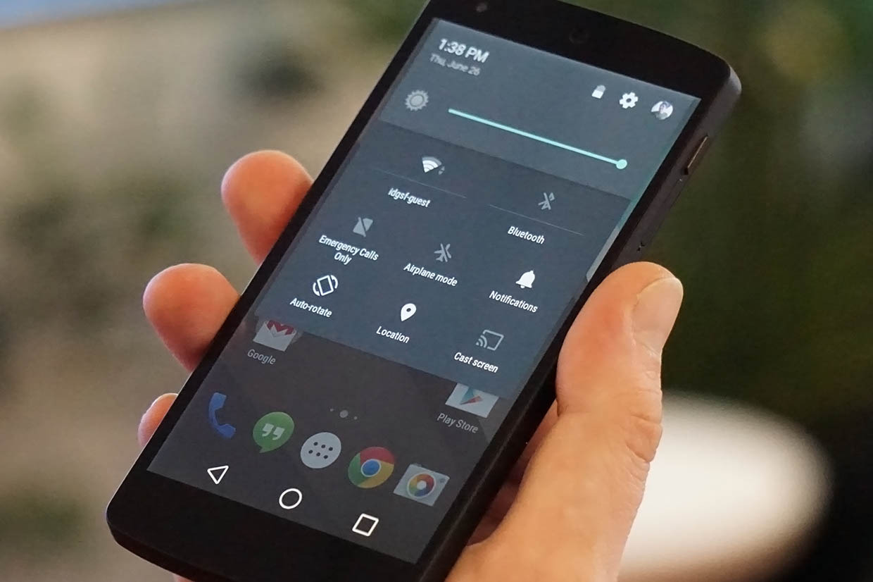 Devices to get Android 5.0