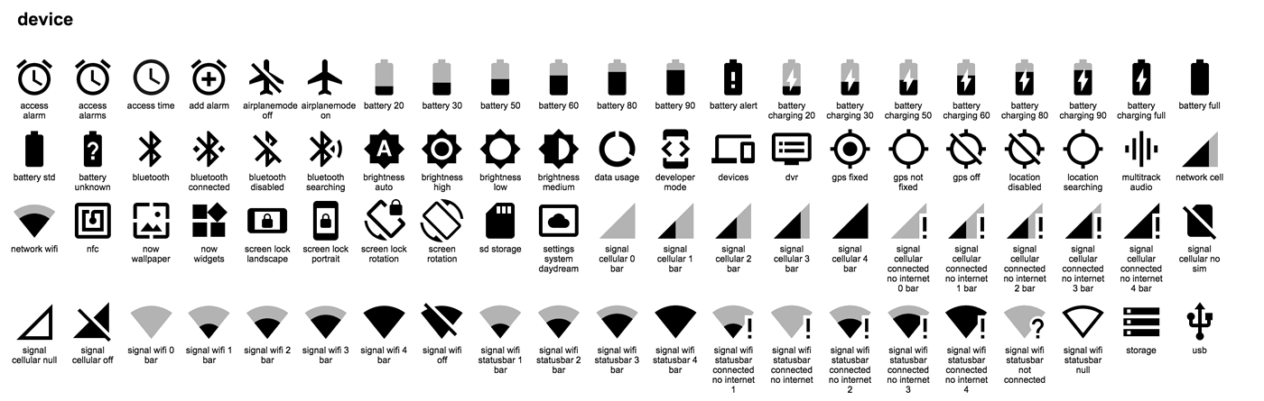 material-device-icons