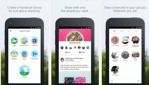 Download Facebook Groups v1.0.0 Apk for Android