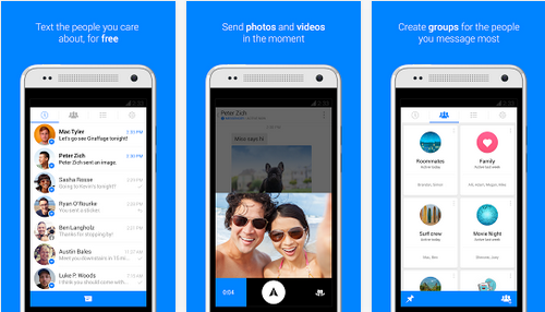 Download Facebook Messenger apk