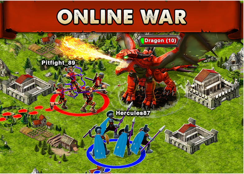 Game of War – Fire Age for PC Download ( Windows 8,8.1,7,Xp – Mac )