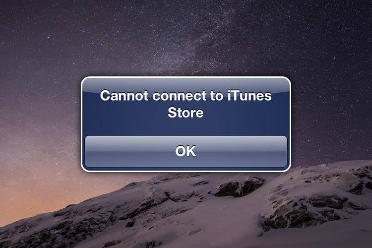 cannot-connects-to-iTunes-Store