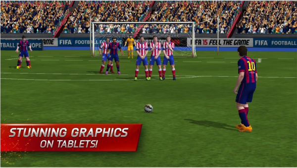 Download FIFA 15 Ultimate Team 1.1.0 APK for Android – Direct Link