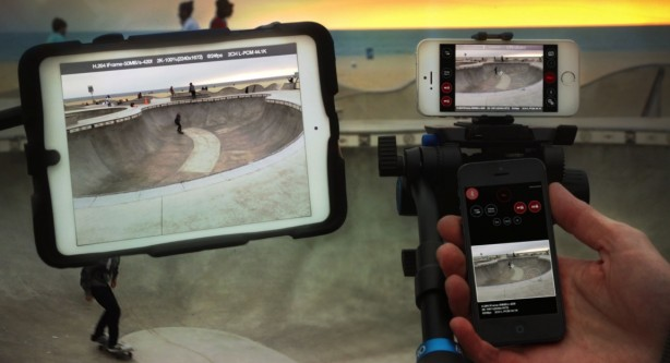 How to Record 4K video on iPhone 6 or iPhone 6 Plus with Ultrakam.