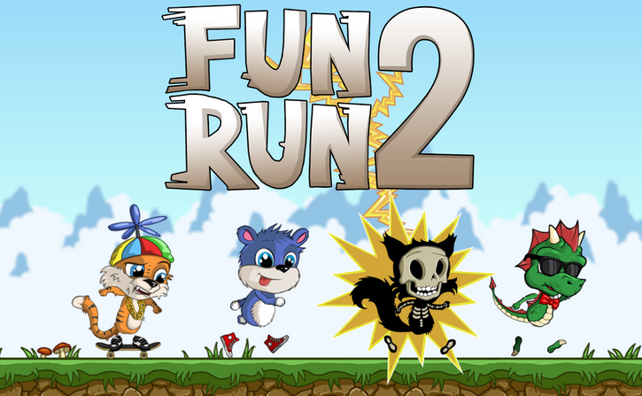 Fun Run 2 - Multiplayer Race Mod APK