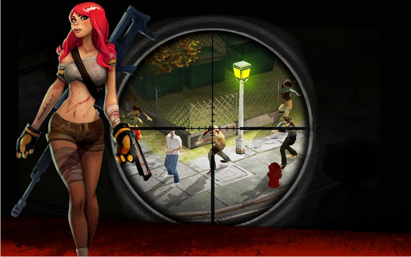 Zombie Hunter War of The Dead 1.4 MOD APK