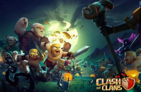clash of clans v7.65.3 mod apk,