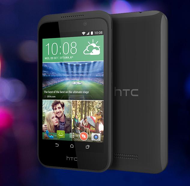 HTC Desire 360