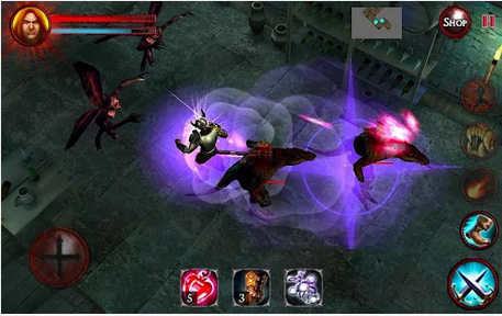 Dungeon Hunter 4 for Pc Download