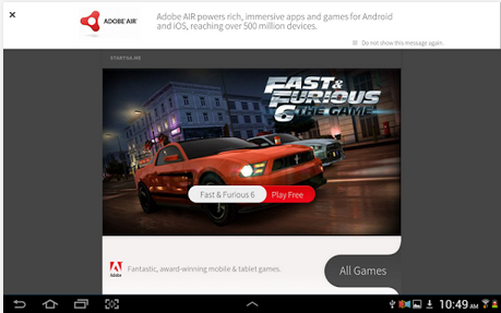 Adobe AIR v16.0.0.272 APK