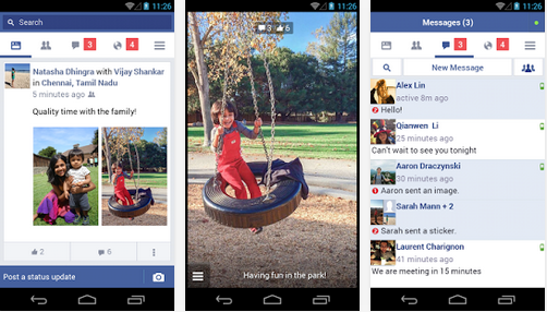 Download Facebook Lite 1.3.0.5.11 Apk