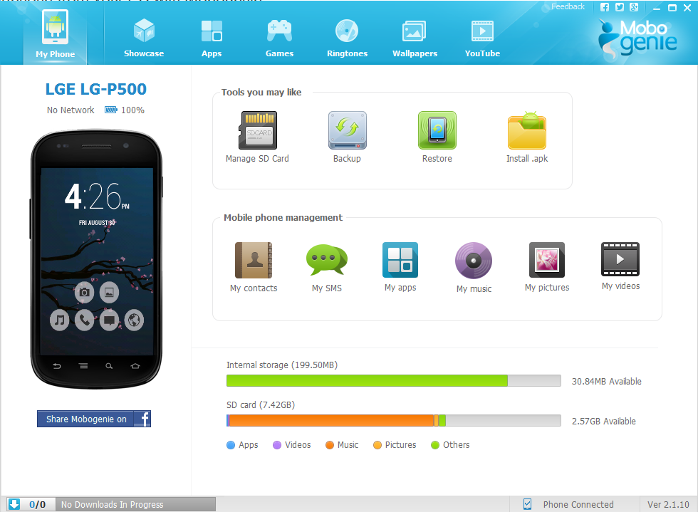 Download Android PC Manager Suite & Android USB Drivers ...