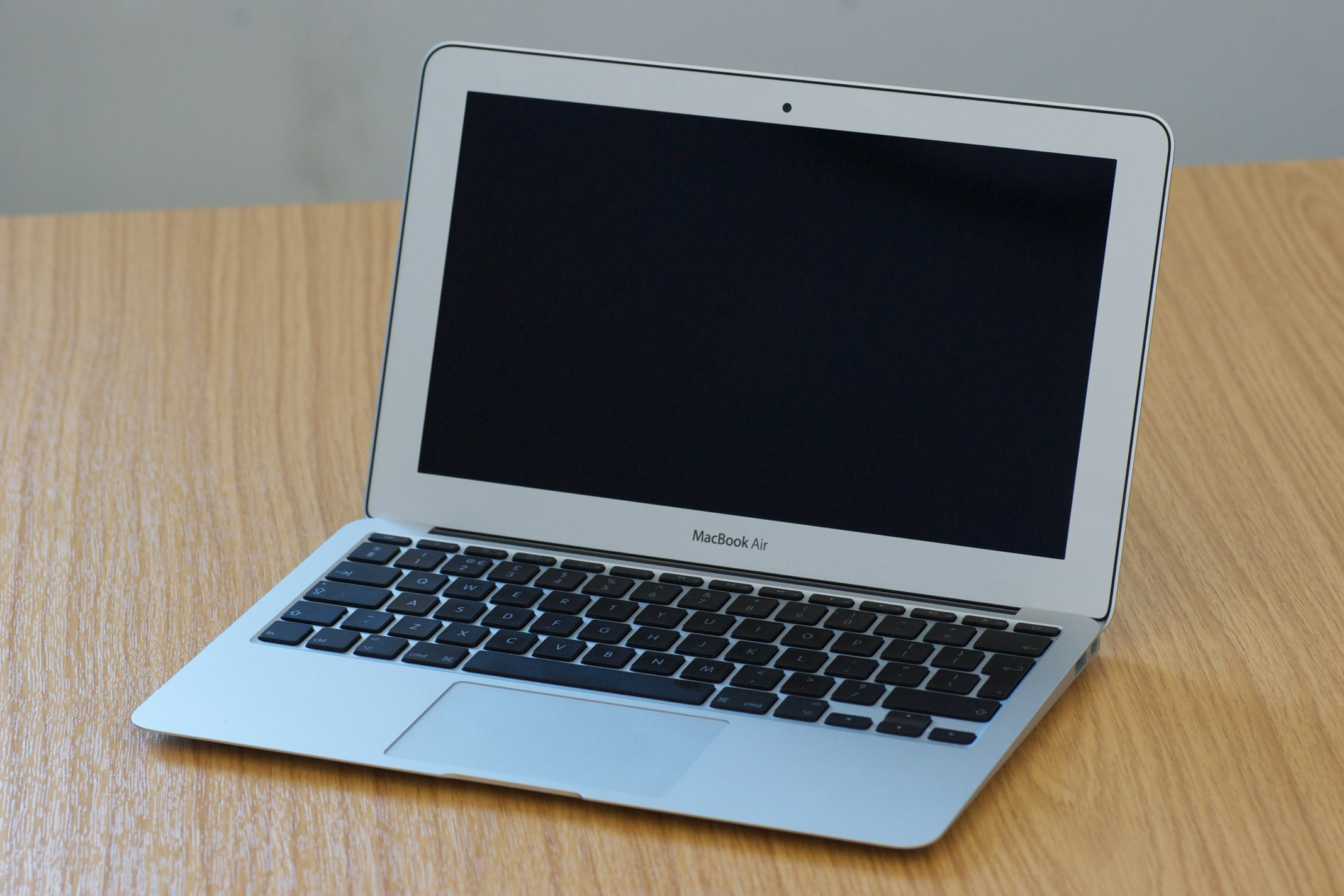 warehouses and distributors are preparing for a new macbook air