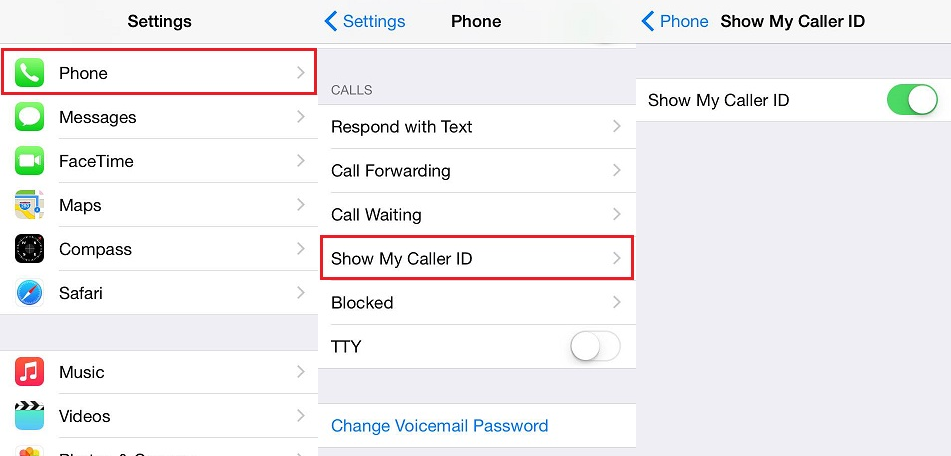 hide phone number on iphone how to hide your number when you call someone on iphone 8810