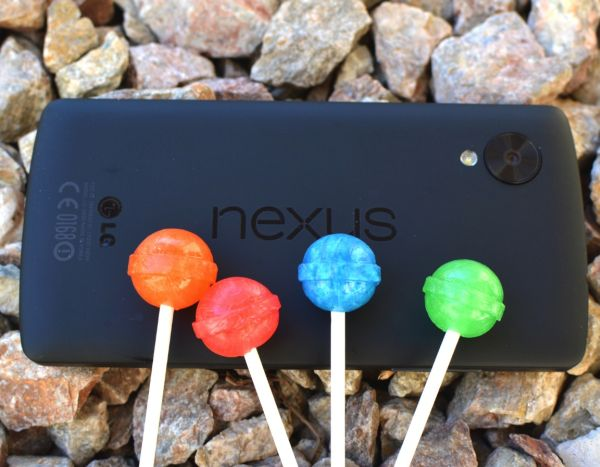 Download Android 5.1 Lollipop on Nexus 5 right now. [ How To]