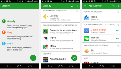 Download Greenify v26 Apk