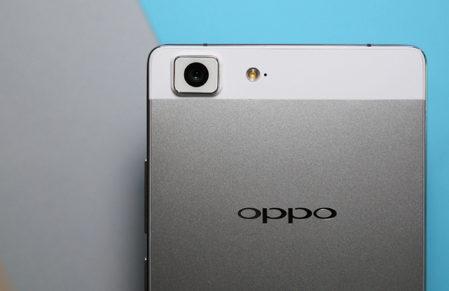 oppo cruved screen