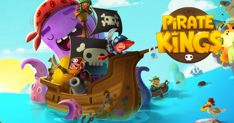 Download Pirate Kings v2.0.5 Mod Apk loaded with unlimited resources.